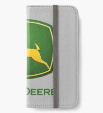 John Deere Logo iPhone Wallet/Case/Skin