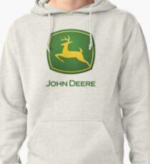 John Deere Logo Pullover Hoodie