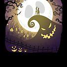 Nightmare before Halloween 2.0 by Lanfa