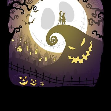 Nightmare before Halloween 2.0 by Lanfa