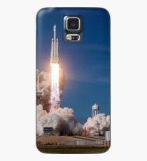 Spacex Falcon Heavy Lift Off  Case/Skin for Samsung Galaxy