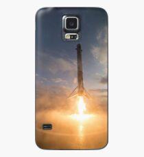 SpaceX-Landung Hülle & Klebefolie für Samsung Galaxy