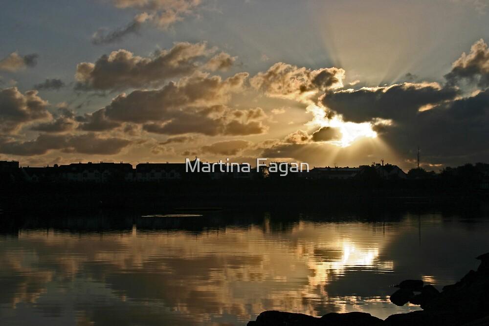 Malahide October Morning by Martina Fagan