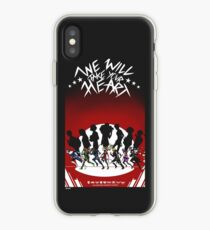 We will Take your Heart iPhone Case