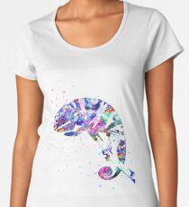 ac4352768 Chameleon Painting & Mixed Media: T-Shirts | Redbubble
