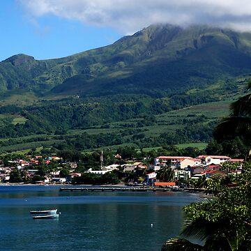 Saint Pierre - Martinique by 10dier