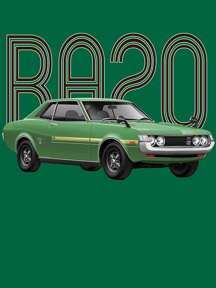 RA20 JDM Classic - Green by carsaddiction