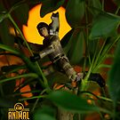 The 1:18 Animal Rescue Team - Cat in jungle by Martine Carlsen