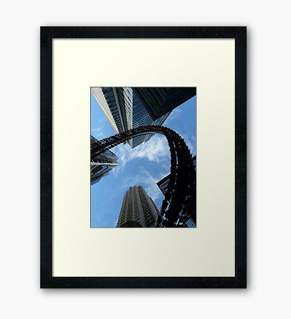 Swirl #2 Framed Print
