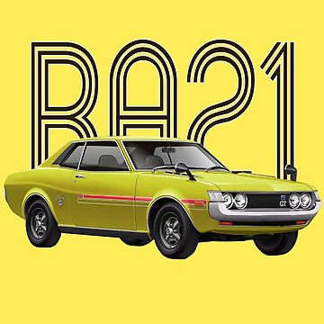 RA21 JDM Classic - Yellow by carsaddiction