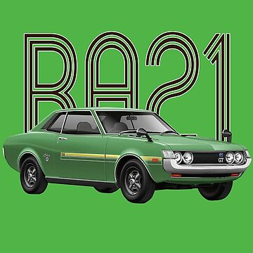 RA21 JDM Classic - Green by carsaddiction