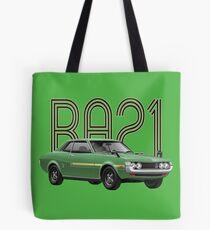 RA21 JDM Classic - Green Tote Bag