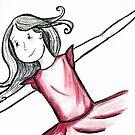 Dancing Away On A Dream by Rosie Harriott