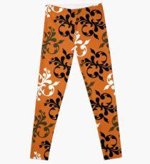 Autumnal Pattern Leggings