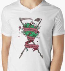 Angry Together Men's V-Neck T-Shirt