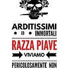 Razza Piave ( arditissimi ) by Ivan Venerucci