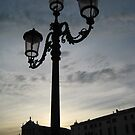 Venice lamp post by mapkyca