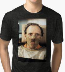 Hannibal Lecter Tri-blend T-Shirt