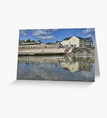 Charmouth Heritage Centre Greeting Card
