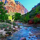 Zion National Park by ikshvaku