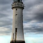 Perch Rock Lighthouse by goZzee