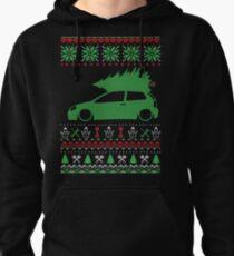 Polo 9N3 GTI Noël Ugly Pull XMAS Sweat à capuche