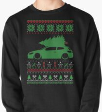 Scirocco 3 R MK3 Christmas Ugly Sweater XMAS Pullover