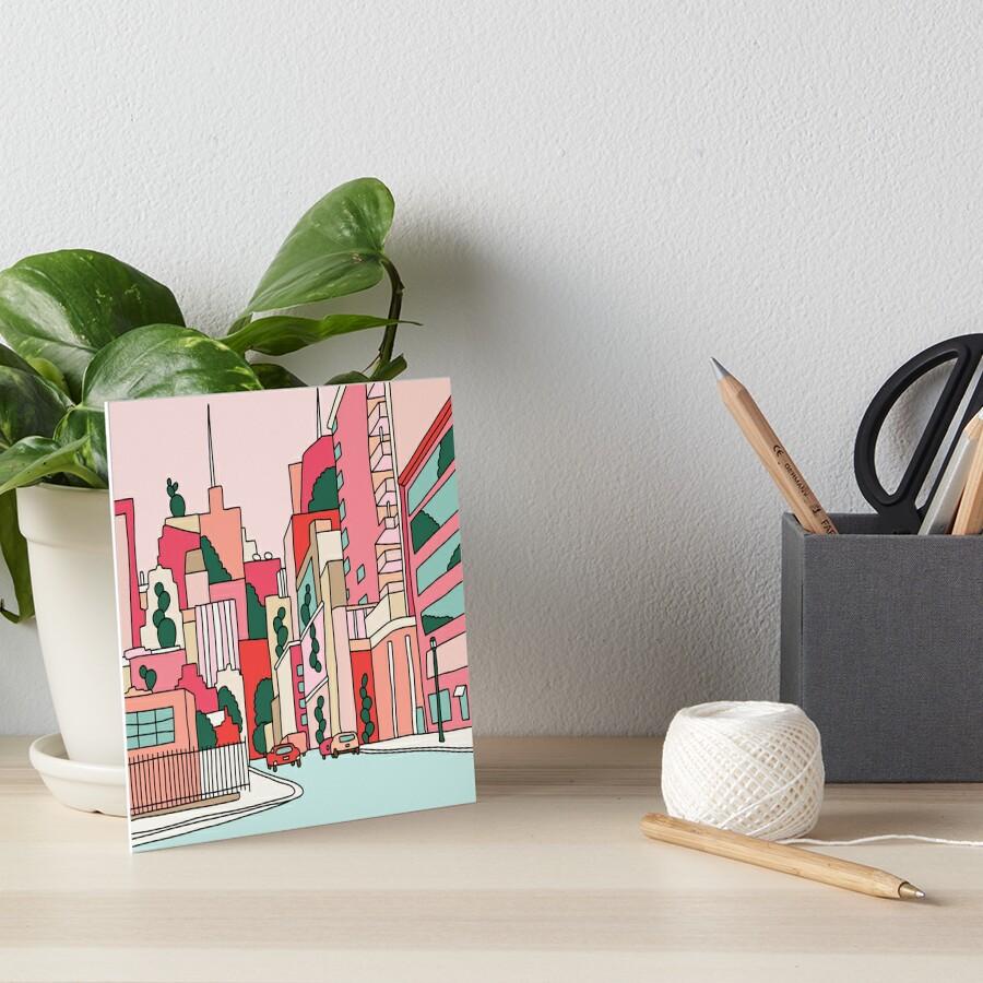New York von Elebea Galeriedruck