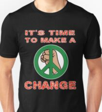 This Awesome Revolution Tee Design ITS TIME Unisex T-Shirt