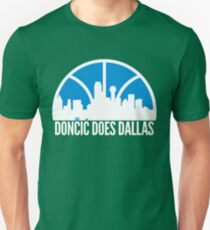 Doncic Does Dallas Slim Fit T-Shirt