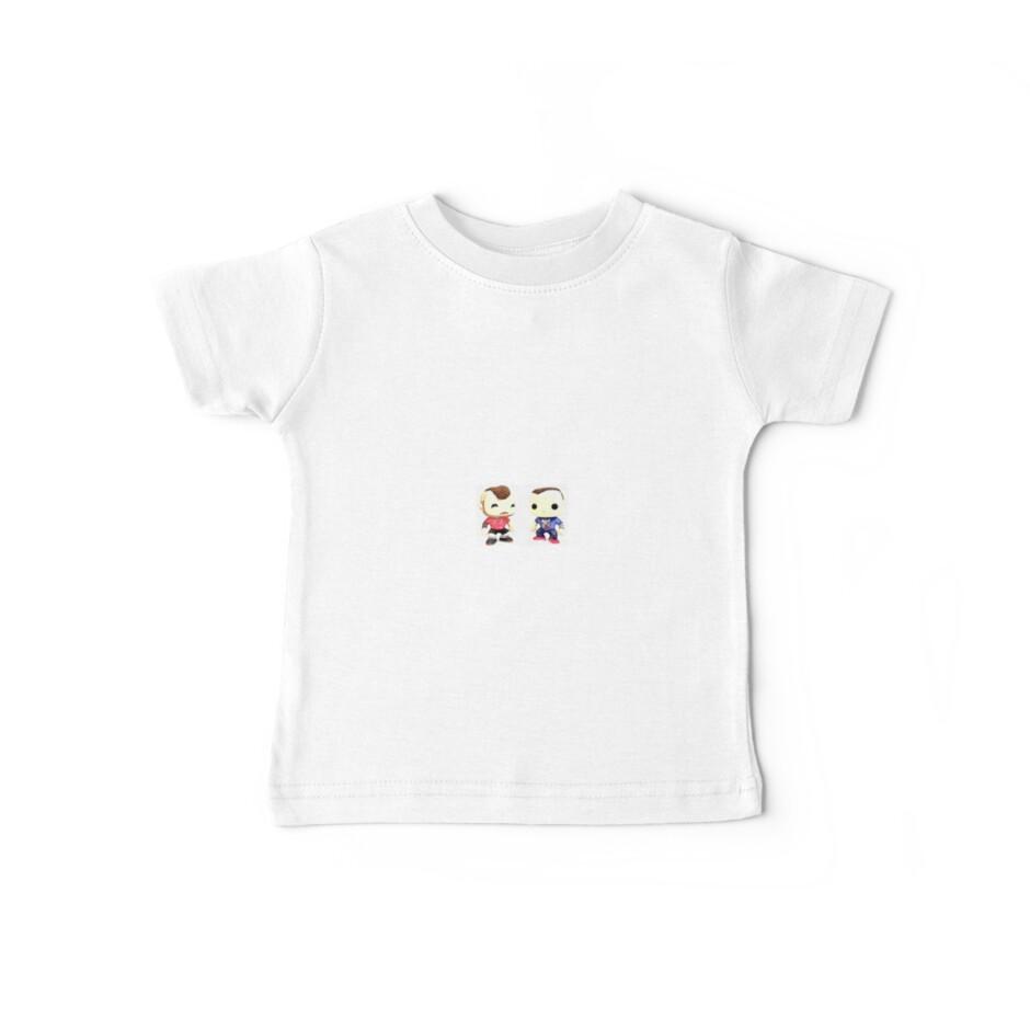 camisetas para bebé veintiún pilotos de pistolas para dibujo de