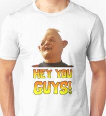 SLOTH - HEY YOU GUYS! Unisex T-Shirt