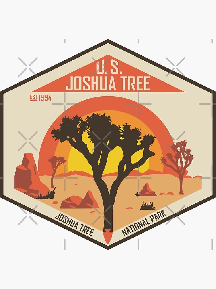 Joshua-Baum-Nationalpark von moosewop