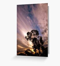 Art By Nature Greeting Card