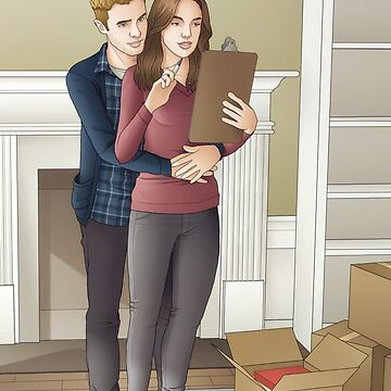 Fitzsimmons - Apartment Unpacking by eclecticmuse