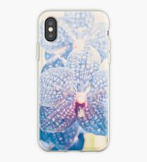 Orchid Abstract iPhone Case