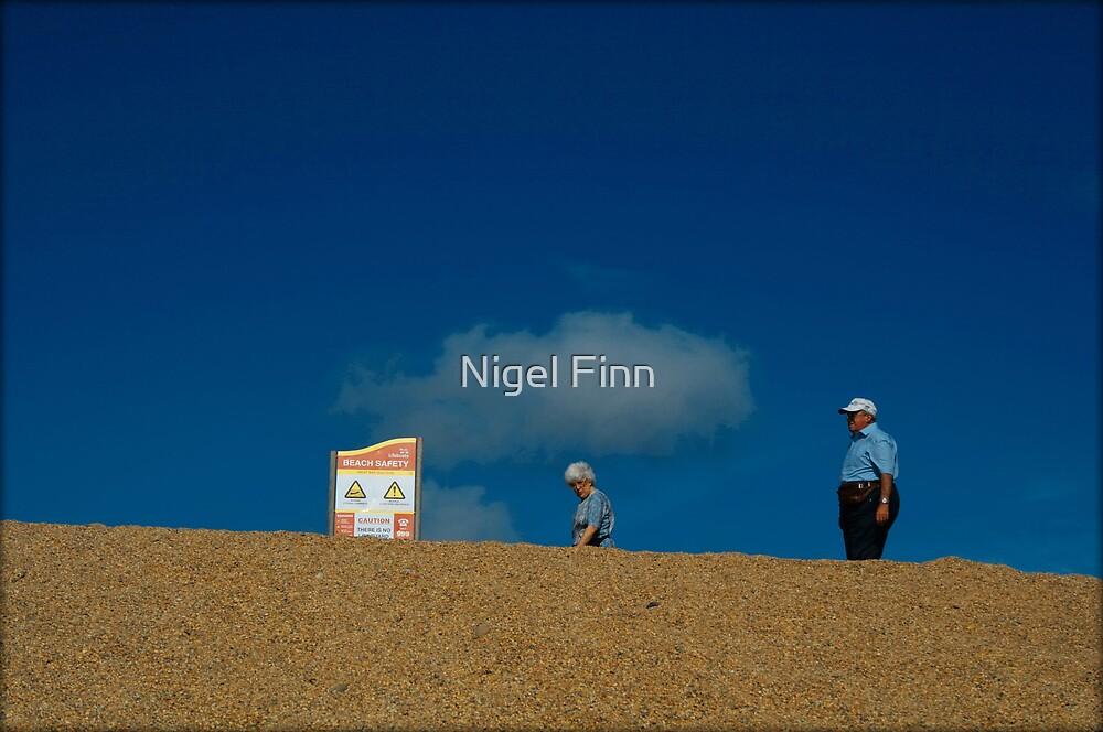 Nag, nag, nag... by Nigel Finn