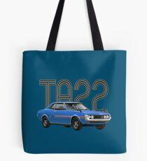 TA22 JDM Classic - Blue Tote Bag