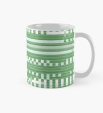 Bytes and Pieces green Classic Mug