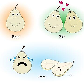 Pear, A Tragedy by Devine-Studios