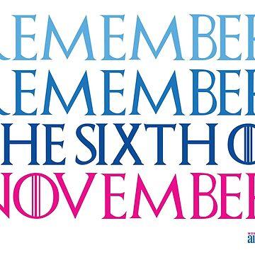 Vote November 6th by WomensMarchNYC