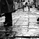 Market place by Aleksandar Topalovic