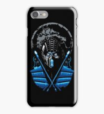 Mortal Kombat - Sub Zero iPhone Case/Skin