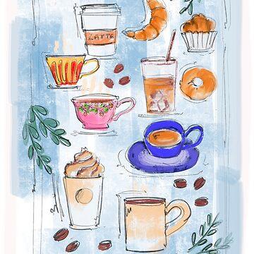 Coffee Love by muktalata-barua