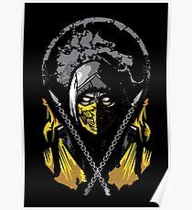 Mortal Kombat - Scorpion Poster
