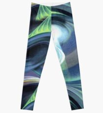 Emotional Activation - Abstract Leggings