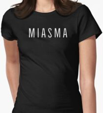 Miasma Chicago Women's Fitted T-Shirt