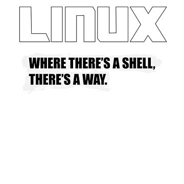 LINUX – where there's a shell, there's a way by coderman