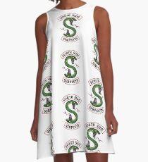 Southside Serpents A-Line Dress
