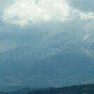 Storm On The Mountain by raindancerwoman